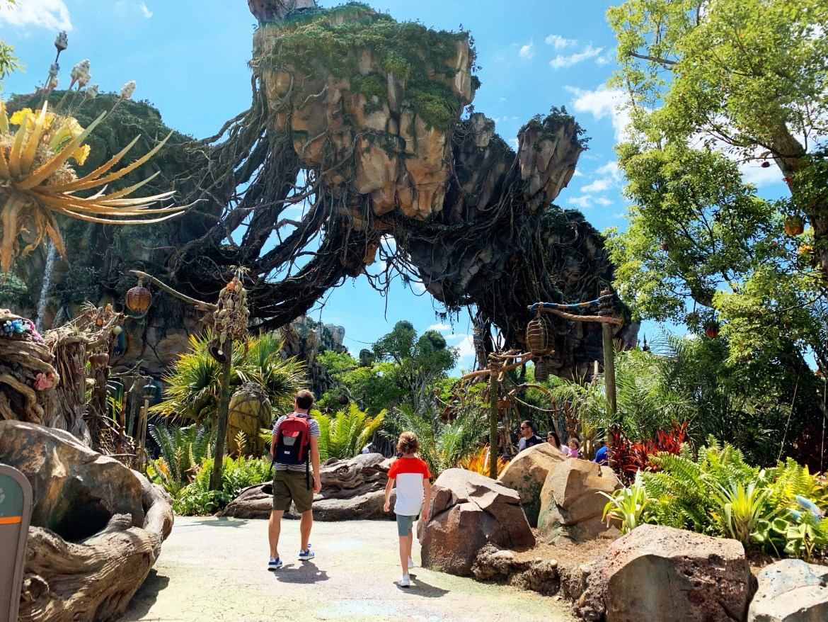 Top 10 Rides for Children at Walt Disney World