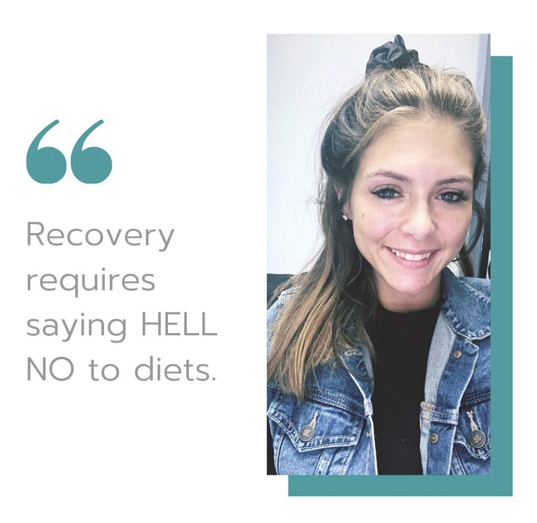 Eating Disorder Recovery Amp Anger Astoldbyizzy