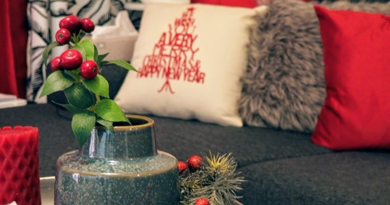 December is here – so are Christmas decorations!