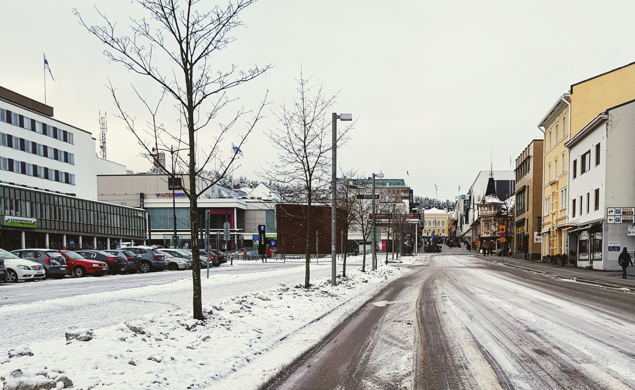Weekend at Jyväskylä – family time and dining