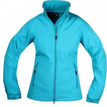 Horka softshell jacket silhouette