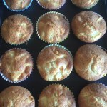 Apple Muffins - just baked