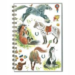 Wiro Notebook Happy Horses