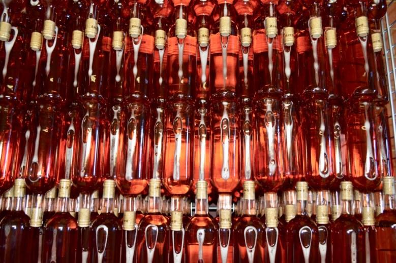 Castello di Montegiove, RoSaTo bottles