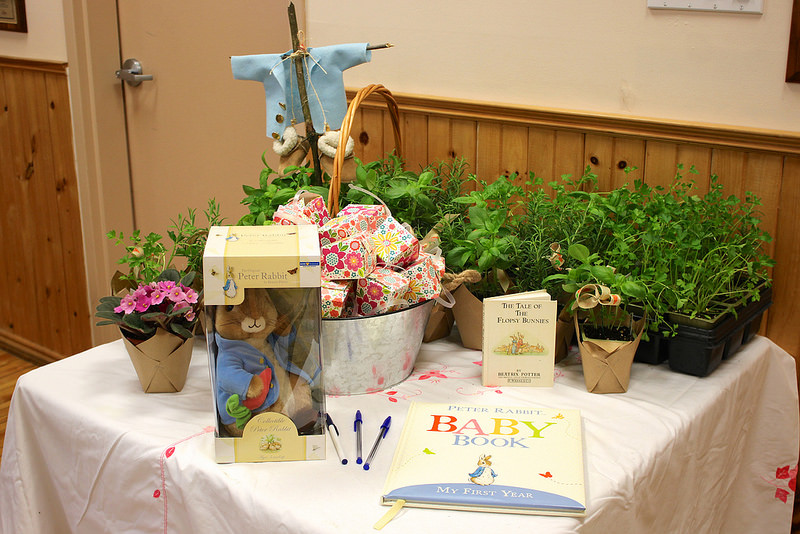 A Beatrix Potter Baby Shower Life At Cloverhill