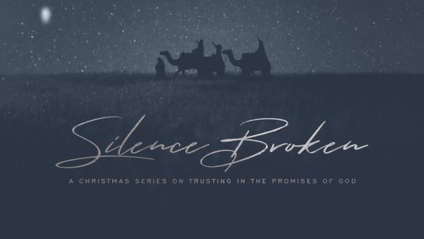 Silence Broken: Fulfilled Promise Image