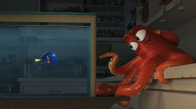 Finding Dory – So What Did You Think?