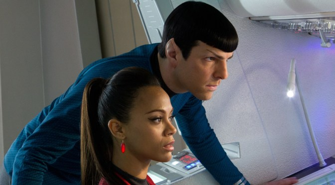 Saldana and Quinto Talk Star Trek Beyond