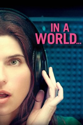 """Poster for the movie """"In a World..."""""""