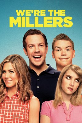 """Poster for the movie """"We're the Millers"""""""