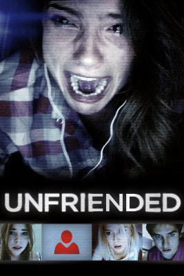 "Poster for the movie ""Unfriended"""