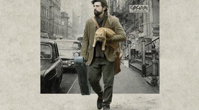 "Poster for the movie ""Inside Llewyn Davis"""