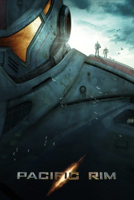 """Poster for the movie """"Pacific Rim"""""""