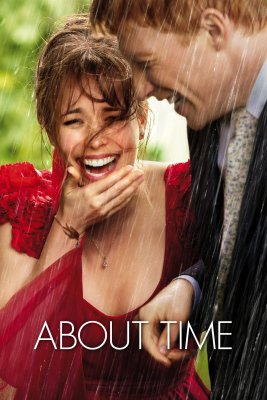 "Poster for the movie ""About Time"""