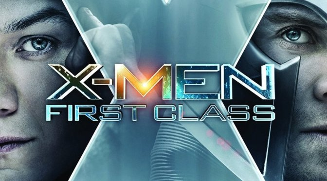 """Poster for the movie """"X-Men: First Class"""""""