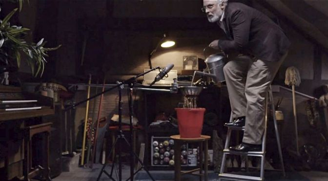 The Foley Artist Shows the Importance of Sound