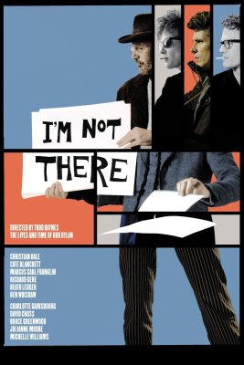 """Poster for the movie """"I'm Not There."""""""