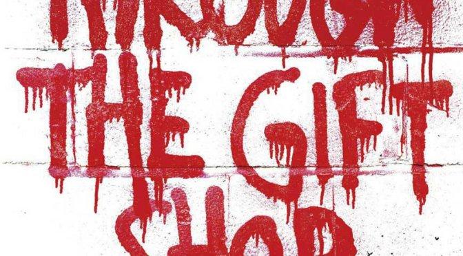 """Poster for the movie """"Exit Through the Gift Shop"""""""