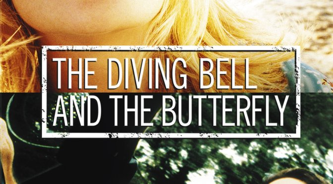 """Poster for the movie """"The Diving Bell and the Butterfly"""""""