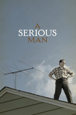 """Poster for the movie """"A Serious Man"""""""