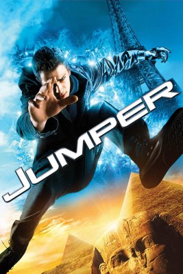 """Poster for the movie """"Jumper"""""""