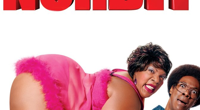 """Poster for the movie """"Norbit"""""""