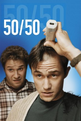 """Poster for the movie """"50/50"""""""