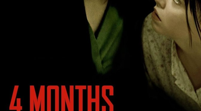 "Poster for the movie ""4 Months, 3 Weeks and 2 Days"""