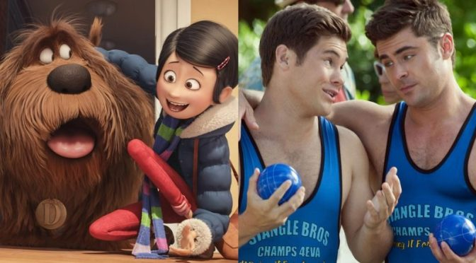 Weekend Outlook: Secret Life of Pets