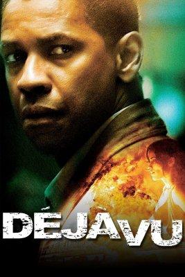 "Poster for the movie ""Déjà Vu"""