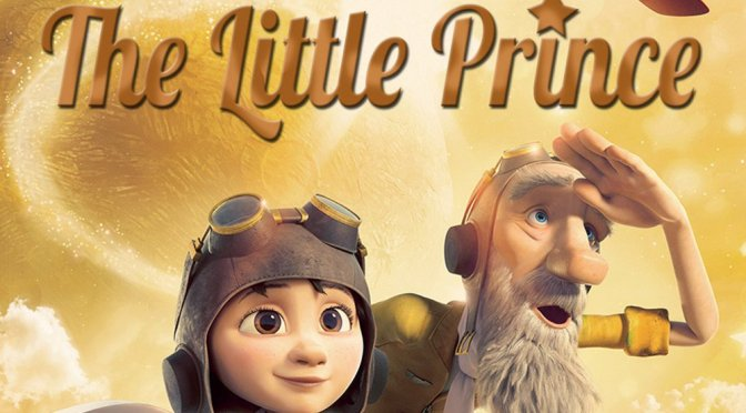 """Poster for the movie """"The Little Prince"""""""