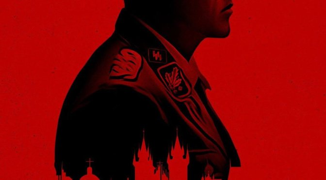 "Poster for the movie ""Anthropoid"""