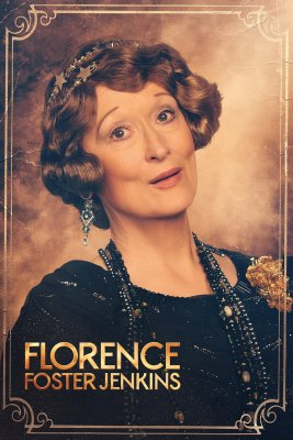 """Poster for the movie """"Florence Foster Jenkins"""""""