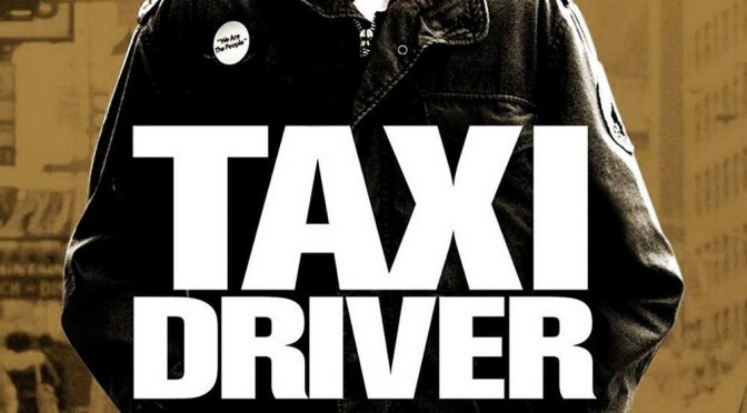 "Poster for the movie ""Taxi Driver"""
