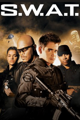 """Poster for the movie """"S.W.A.T."""""""