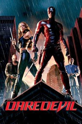 """Poster for the movie """"Daredevil"""""""