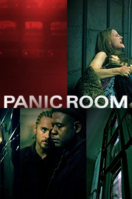 """Poster for the movie """"Panic Room"""""""