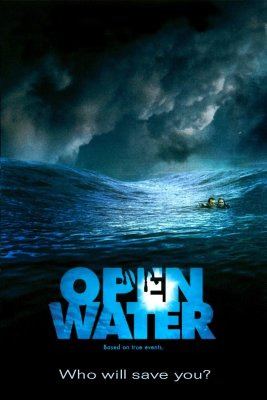 "Poster for the movie ""Open Water"""