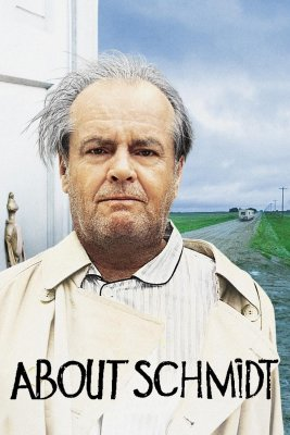 "Poster for the movie ""About Schmidt"""