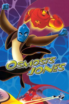 "Poster for the movie ""Osmosis Jones"""