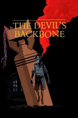 "Poster for the movie ""The Devil's Backbone"""
