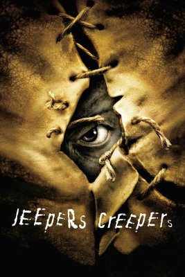 """Poster for the movie """"Jeepers Creepers"""""""