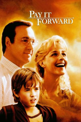 """Poster for the movie """"Pay It Forward"""""""