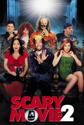 """Poster for the movie """"Scary Movie 2"""""""