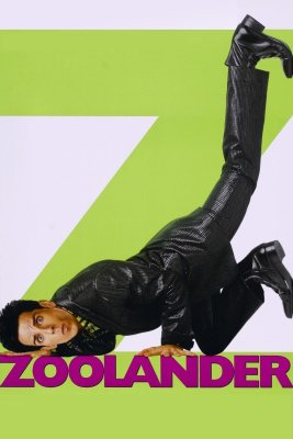 """Poster for the movie """"Zoolander"""""""