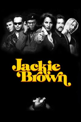 """Poster for the movie """"Jackie Brown"""""""