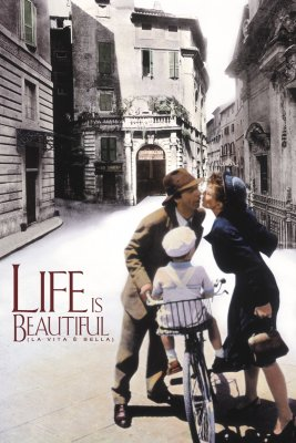 "Poster for the movie ""Life Is Beautiful"""
