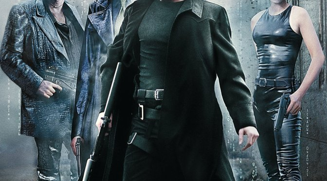 """Poster for the movie """"The Matrix"""""""