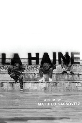 "Poster for the movie ""La Haine"""