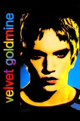 """Poster for the movie """"Velvet Goldmine"""""""